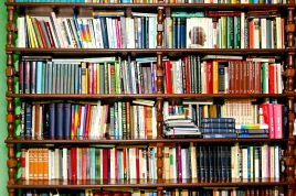 books-in-home-library